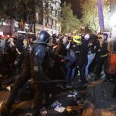 Каталония шерушілері: Барселонада наразылық күшейді