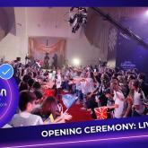 Junior Eurovision-2019 байқауының ашылу салтанаты өтті
