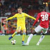 «Астана» «Манчестер Юнайтедті» жеңді