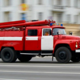 Алматы орталығында жатақхана өртеніп, бір адам қаза тапты