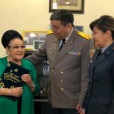 90 жас: Бибігүл Төлегенованы Қорғаныс министрлігі құттықтады