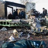 Украина ұшағын атып түсірген ракетаның видеосы жарияланды