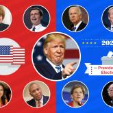 80-ге таяған сенатор, соғыс ардагері және гей: АҚШ Президенттігіне үміткерлер