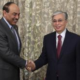 Тоқаев Кувейттің премьер-министрімен кездесті