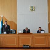 Даниал Ахметов наразылық болған Зайсан ауданының әкімін ауыстырды