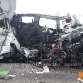 Ақтөбе облысында жол-көлік апатынан 4 шетелдік азамат қаза тапты