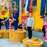 Қазақстандық гимнасшылар Будапештен жүлдемен оралды