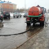 Нұр-Сұлтанда көктайғақ: су соратын 200-ден астам техника жұмылдырылды