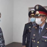 Алматыда 700-ге жуық полиция қызметкері жатақханаға орналасты