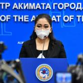Алматы қалалық бас санитар дәрігер: Коронавирус жұқтырғандар саны күрт төмендеді