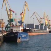 Жыл басынан бері Қазақстанның теңіз порттары арқылы 1,6 млн тонна жүк тасымалданды