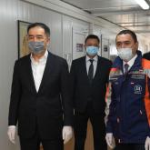 Сағынтаев 18 күнде салынып біткен Алматыдағы госпитальмен танысты