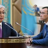 «Парламент жұмысын жақсы біледі» – Тоқаев жаңадан сайланған Сенат төрағасы жайлы
