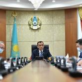 Мәулен Әшімбаев: Сенат жұмысын тиімді ұйымдастыруымыз қажет