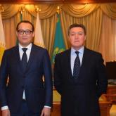 Ербол Еділов Премьер-Министрдің штаттан тыс кеңесшісі болып тағайындалды
