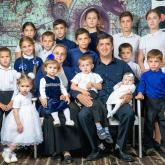 «Қызылжар» орталық мешіті Петропавлдағы 15 балалы отбасыға көмектесті