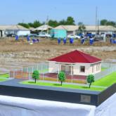Болат Назарбаевтың қоры Мақтааралда 20 үйдің құрылысын бастады