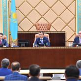 Сенаторлар парламенттік оппозиция туралы заңды қабылдады
