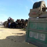 Қостанай облысындағы жол апаты: адам шығыны бар