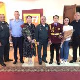 Алматы облысында 15 жастағы жасөспірім ерлігі үшін марапатталды