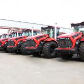 Қостанайда зауыт жылына 700 тракторға дейін шығарады