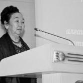 Әбіш Кекілбаевтың жұбайы Клара Жұмабаева қайтыс болды