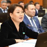 Айзада Құрманова Павлодар облысы әкімінің орынбасары қызметіне тағайындалды