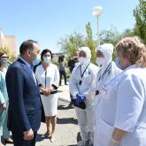 Қызылорда облысында пневмониямен ауырғандар саны 60% азайған