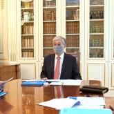 Бейбіт Атамқұлов Президентке 61,3 мың отбасының тұрмыстық жағдайы жақсарғанын жеткізді