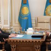 ОСК төрағасы Тоқаевқа Сенат депутаттарын сайлау қорытындысы туралы баяндады