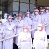 Қазақстанда коронавирус жұқтырған 1,6 мыңға жуық дәрігер 2 млн теңгеден өтемақы алды