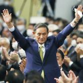 Жапонияның жаңа премьер-министрі сайланды: елді Ёсихидэ Суга басқарады