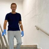 Алексей Навальный Берлиндегі «Шарите» ауруханасынан шығарылды