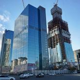 «Әбу-Даби Плаза» құрылысы 2021 жылы аяқталады
