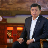 Жээнбеков премьер-министр лауазымына тағайындауды заңдастыруға қатысты халыққа үндеу жасады