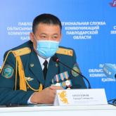 Павлодар облысында 25 жылда апатты жағдайлардан 11 мың адам құтқарылған