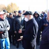 «Кінәлілер жазаланады»: Даниял Ахметов Үржар полициясындағы өлімге қатысты пікір білдірді