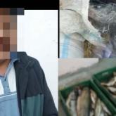 Алматы облысында браконьерден 100 келі балық тәркіленді