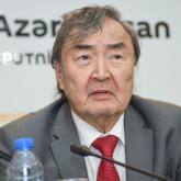 Олжас Сүлейменов Әзірбайжан халқына қолдау білдірді