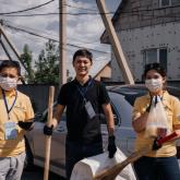 Волонтерлікті өмір салтына айналдырғандар бар – Айсұлу Ерниязова