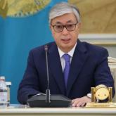 Тоқаев Украина президентіне саулық тіледі