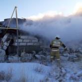 Хромтаудағы газ жарылысы: 3 адам жансақтау бөлімінде жатыр