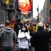 Нью-Йоркте коронавирустың күрт өсуіне байланысты мектептер жабылды