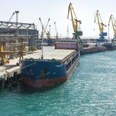 Маңғыстауда карантин уақытында теңіз арқылы 4,5 млн тонна жүк тасымалданған