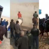 Түркістан облысында карантинде көкпар ұйымдастырған тұрғын жауапқа тартылды