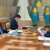 Тоқаев Индустрия министріне жергілікті жолдарды жөндеу бойынша тапсырма берді