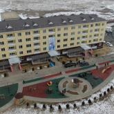 Іле ауданында 60 пәтерлі тұрғын үй пайдалануға берілді