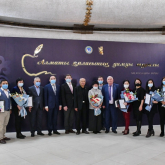 Алматыда журналистер арасында өткен байқаудың қорытындысы жарияланды