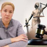 «Ойнасым бол»: Қызылорда облысында судья сот төрағасынан азғындық көрдім деп шағымданды