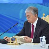 Тоқаев Қазақстанның әкiмшiлiк-аумақтық құрылысына қатысты заңға қол қойды